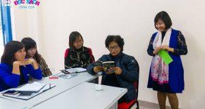 Đọc sách – Phương pháp xây dựng thói quen và kỹ năng đọc sách ở giáo viên và học sinh THPT (THPT Hồng Đức, Hưng Yên)
