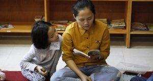 """Buổi đọc sách """"Song An"""" (trích """"Mái nhà xưa"""", Vũ Hùng, NXB Kim Đồng, 2015) – Ecopark"""