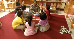 """Buổi đọc sách """"Cút cà cút kít"""" (Nguyễn Thị Kim Hòa, NXB Kim Đồng, 2015) – Ecopark"""