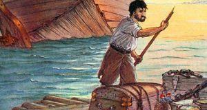 Robinson Crusoe (Daniel Defoe, dịch giả Hoàng Thái Anh, NXB Kim Đồng, 2014 )