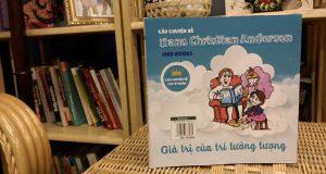 """Buổi đọc sách """"Câu chuyện về Hans Christian Andersen – Giá trị của trí tưởng tượng"""" (1980 Books & NXB Thế Giới, 2016)"""