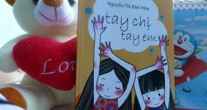 """Cổ tích của yêu thương (Đọc """"Tay chị Tay em"""", Nguyễn Thị Kim Hòa, NXB Kim Đồng, 2011)"""