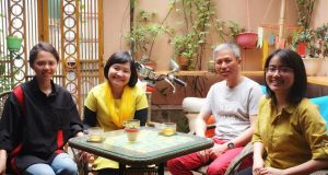 Dịch giả Lê Hoàng Duy thăm CLB Đọc sách cùng con