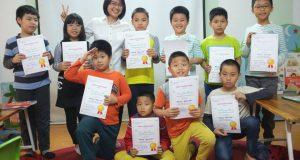 Buổi tổng kết lớp Nghĩ và Viết lớp 3 – Chi nhánh Tôn Thất Tùng