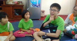 Nhóm Thủ thư siêu trẻ của Ecocamp