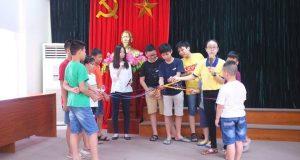 """Bài học """"Mối quan hệ xã hội"""" tại phường Bách Khoa"""