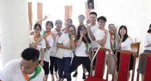 EcoCamp 2017 đợt 3 – Chia tay anh Mai Hoàng Linh