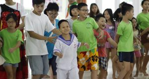 EcoCamp 2017 đợt 3 – Giao lưu với nghệ sĩ Belly dance Thiên Thanh