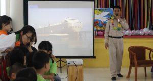 EcoCamp 2017 đợt 3 –  Đón tiếp Thuyền trưởng Hà Nam Ninh
