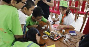 EcoCamp 2017 – Ngày hội STEM