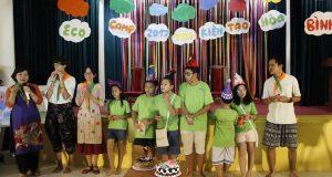 EcoCamp 2017 đợt 3 – Mừng sinh nhật Đình Anh và Nhật Nam