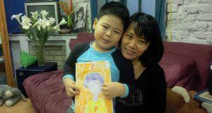 Những vần thơ đầu tiên của bạn Anh Kiệt