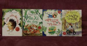 Bộ sách thơ Thuỵ Anh đạt giải Đồng Sách hay Việt Nam 2015