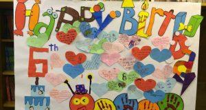 Chúc mừng sinh nhật 6 tuổi CLB Đọc sách cùng con