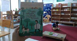 """Buổi đọc sách """"Chuyện con chó tên là Trung Thành"""" – Ecopark"""