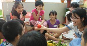 Khai giảng lớp Nghĩ & Viết của CLB Đọc sách cùng con