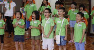 Khai mạc EcoCamp 2016 đợt 3 – Tiếng Việt của tôi