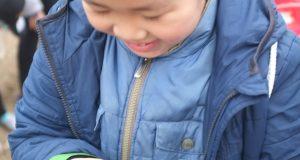 Niềm vui đến từ CLB Đọc sách cùng con