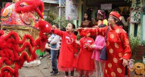 Ngày hội: KHAI XUÂN – MỞ TRANG SÁCH