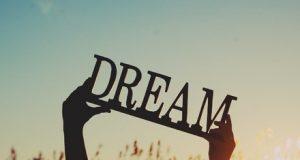 Viết về những ước mơ…