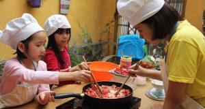 Xưởng sản xuất Niềm Vui – Workshop Mứt cà chua