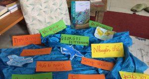 """Buổi đọc sách  """"Biển và đại dương"""" (Georges Fetterman) – Ecopark"""