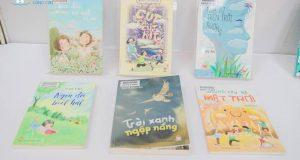 Giới thiệu tác phẩm các nhà văn trẻ Việt Nam viết cho thiếu nhi