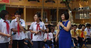 Nhịp cầu văn học –  Trường THCS Nguyễn Trường Tộ