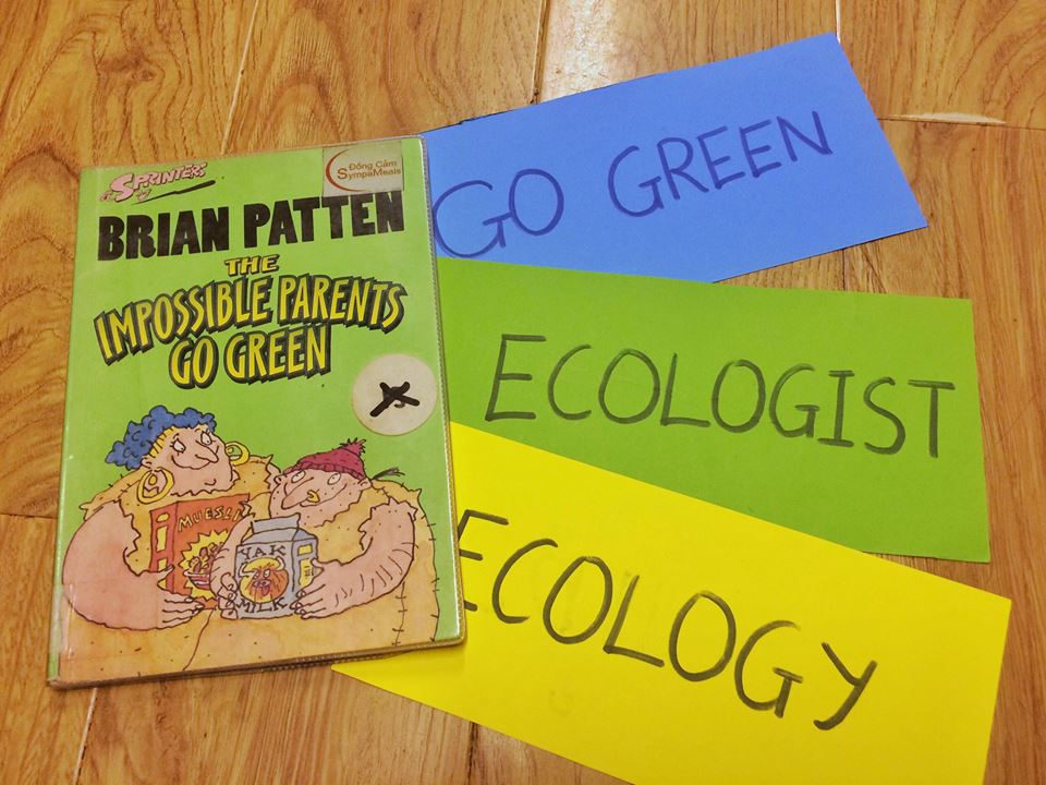 doc sach THE IMPOSSIBLE PARENTS GO GREEN (1)