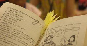 Buổi đọc sách Đảo hoang (Anita Ganeri, Mike Phillips minh họa, NXB Trẻ, 2014)