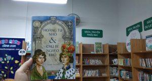 """Buổi đọc sách """"Hoàng tử nhỏ & chú bé nghèo khổ"""" (Mark Twain, NXB Kim Đồng, 2014) – Ecopark"""
