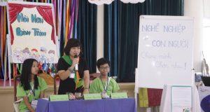 EcoCamp 2018 – HỘI NGHỊ BÀN TRÒN: Nghề Nghiệp Và Con Người, Chúng Mình Chọn Nhau