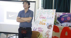 EcoCamp 2018 – Giao lưu với họa sĩ Lê Tiến Vượng
