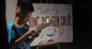 """EcoCamp 2018 – Cuộc thi """"Giọng đọc sởn gai ốc"""""""