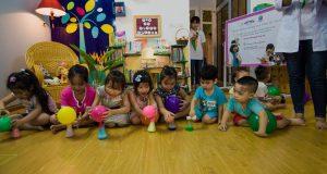 """Ra mắt chi nhánh CLB Đọc sách cùng con và tọa đàm """"Phương pháp đọc sách tương tác với trẻ"""""""