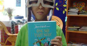 """Buổi đọc sách """"Ông nội vượt ngục"""" (David Walliams, NXB Hội Nhà vă & Nhã Nam, 2018) – Ecopark"""