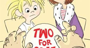 Bink and Gollie – Two for one (Kate DiCamillo & Alison McGhee, Candlewick, 2013)