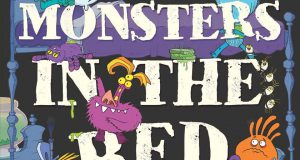 Ten Monsters In The Bed (Katie Cotton, Little Bee Books, 2015)