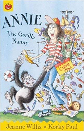 doc sach Annie, the gorilla nanny (1)