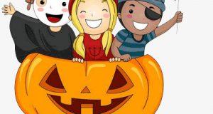 Niềm vui Halloween…