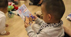Buổi chia sẻ của TSGD Nguyễn Thụy Anh tại Baby Hub