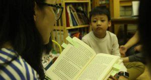 """Buổi đọc sách """"Đồng bạc trắng của bà"""" (Bùi Việt Phương, NXB Kim Đồng, 2019)"""