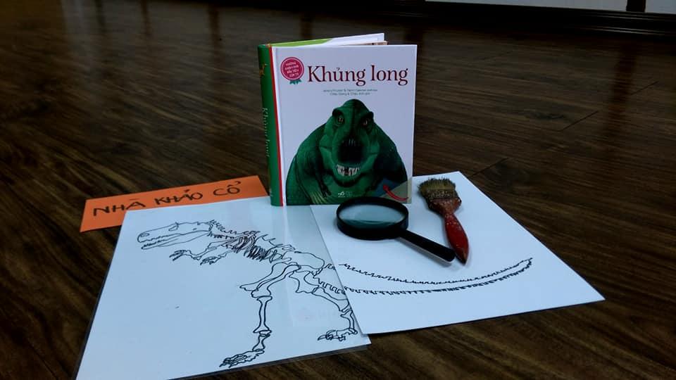 doc sach kham pha dau tien cua to khung long (1)