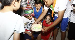 Chúc mừng tuổi mới Nguyễn Thế Gia Khoa