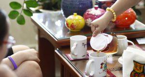 EcoCamp 2019 đợt 1 – Thuyền trưởng mời trà nhóm Nghĩ và Viết