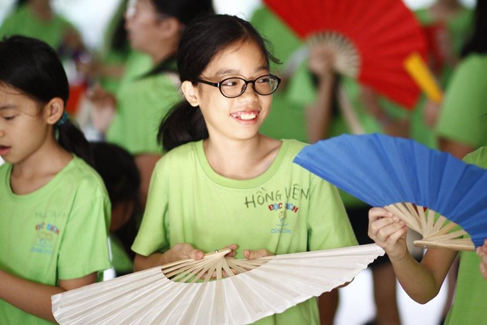 ecocamp 2019 - 1- thuyen truong va cac thuy thu cung chiec quat lua (3)