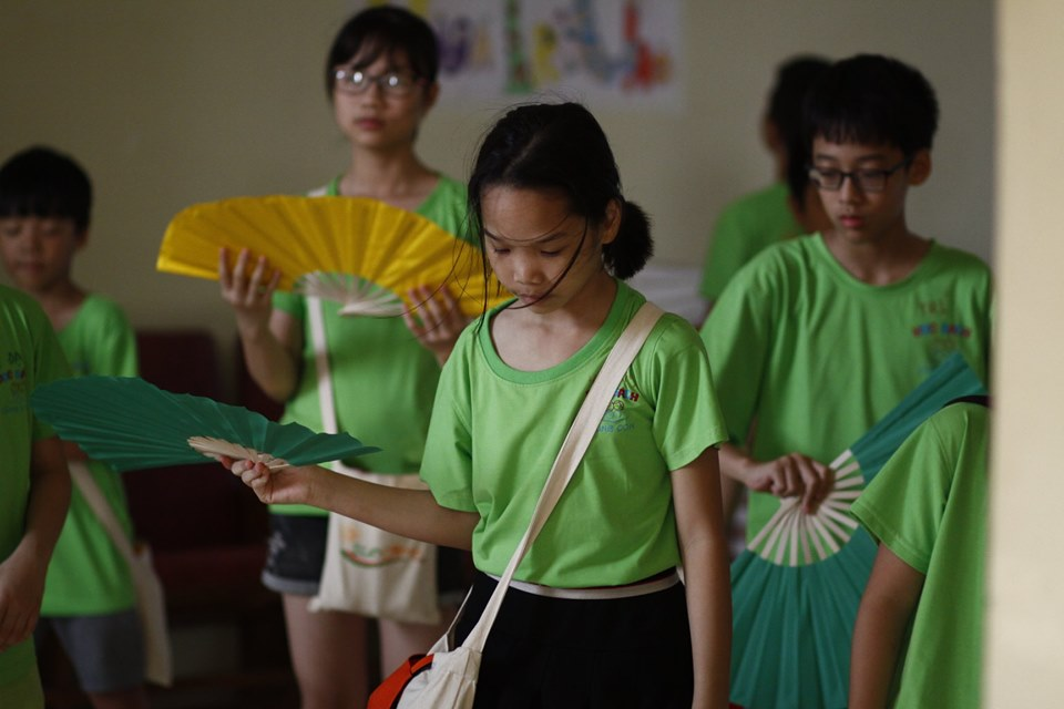 ecocamp 2019 - 1- thuyen truong va cac thuy thu cung chiec quat lua (4)