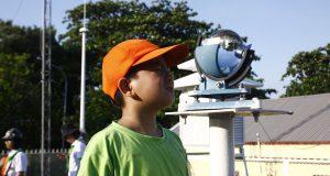 EcoCamp 2019 đợt 2 – Hoạt động tại trạm khí tượng hải văn Hòn Dấu