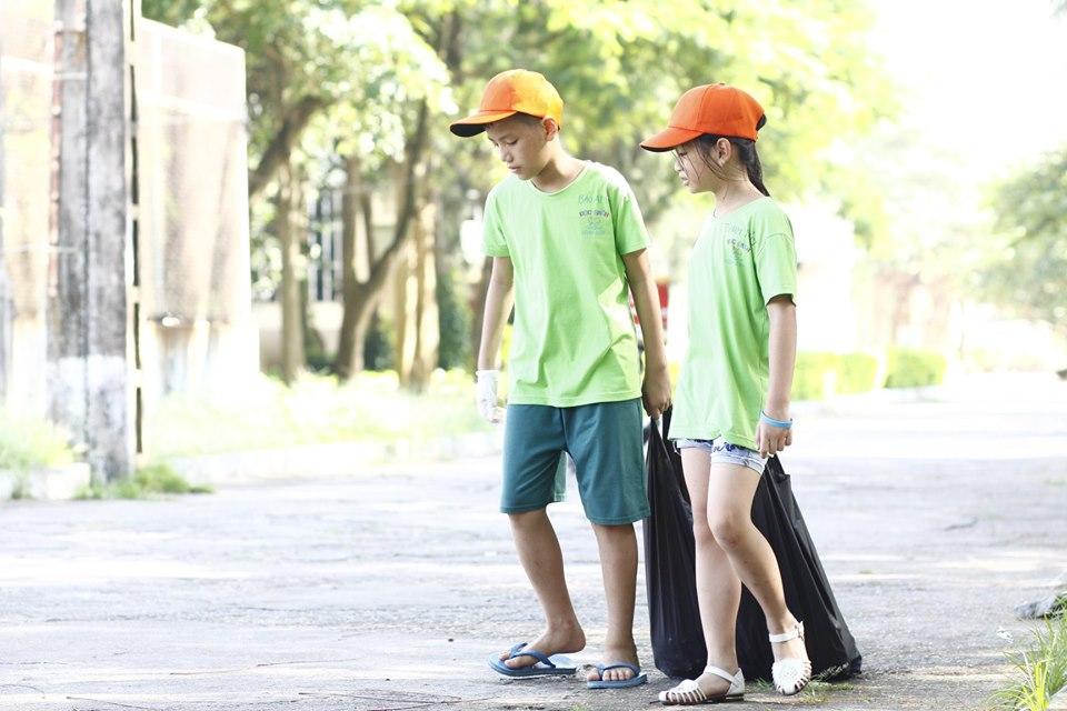 ecocamp 2019 dot 2 - hoat dong lao dong di là xanh dung len là sach (13)