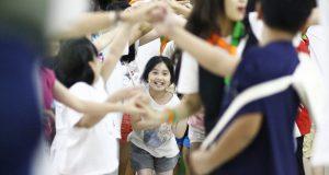 EcoCamp 2019 đợt 3 – Trò chơi tình bạn – Kết nối không giới hạn